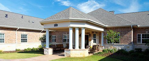 Denton, TX assisted living memory care facility