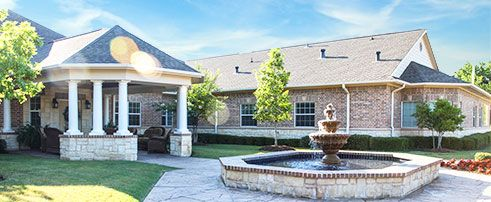 Flower Mound, TX assisted living