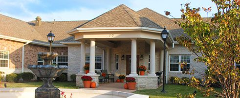 St. Charles assisted living alzheimer's home