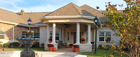 St. Charles assisted living alzheimer's home