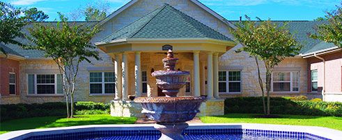 Woodlands, TX assisted living alzheimers facility