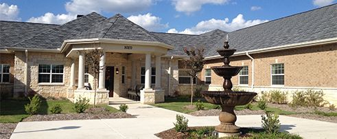 Assisted living memory care at autumn leaves of stone oak for By design home care san antonio