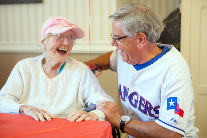 memory care assisted living