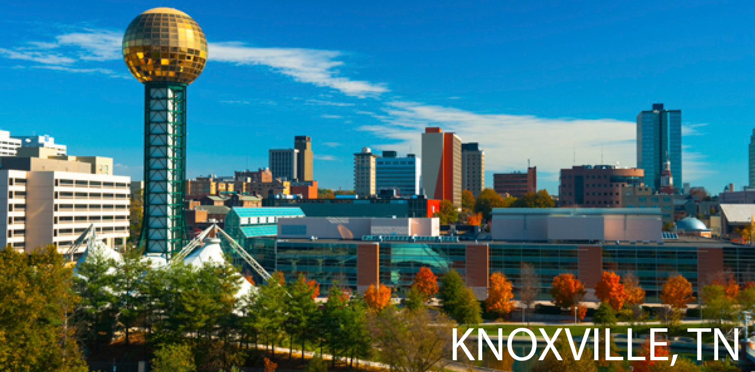 knoxville autumn leaves