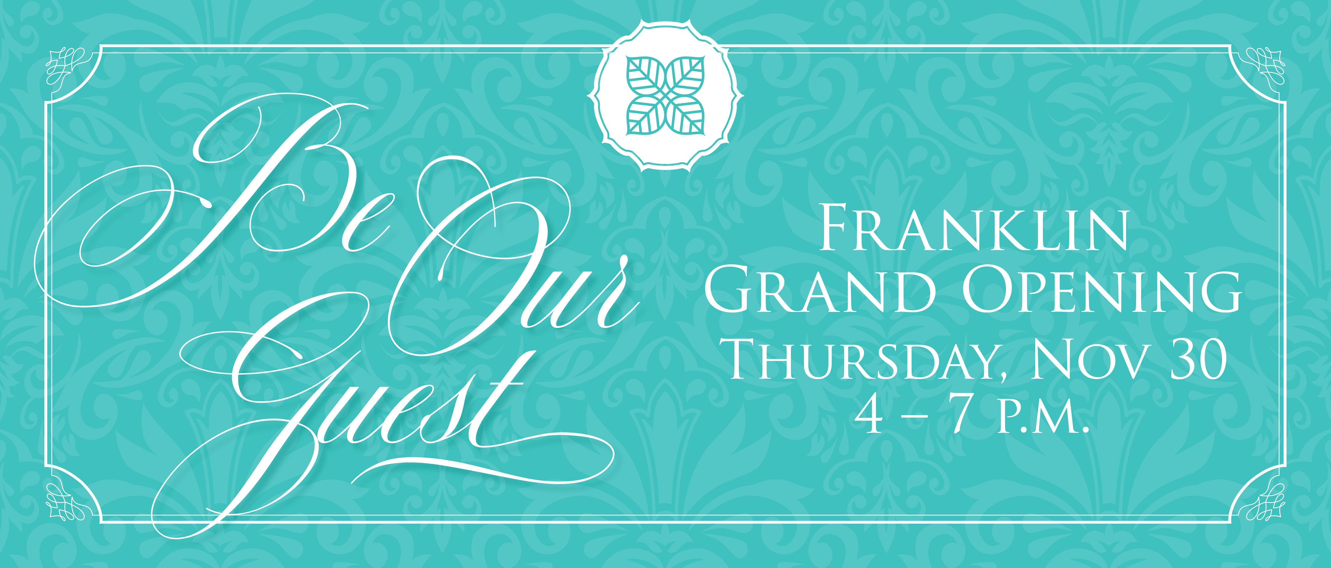 Franklin Grand Opening