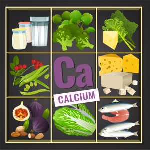 Calcium in Food Image