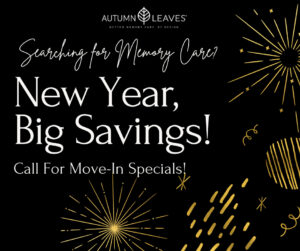 New Year Move In Savings